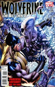 Wolverine: The Best There Is #6 (2011)