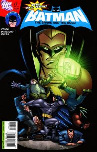 The All-New Batman: The Brave and the Bold #7 (2011)