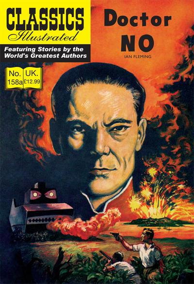 Classics Illustrated (UK) #158A (2011)