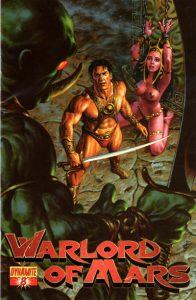 Warlord of Mars #8 (2011)