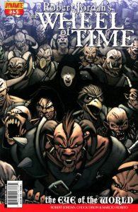 Robert Jordan's The Wheel of Time: The Eye of the World #13 (2011)