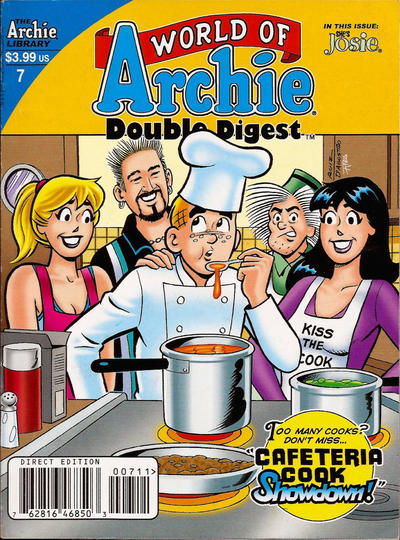 World of Archie Double Digest #7 (2011)