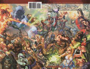 Grimm Fairy Tales: Dream Eater Saga #1 (2011)