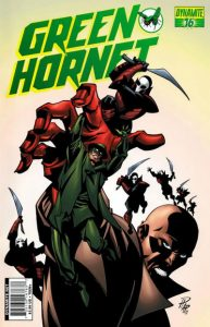 Green Hornet #16 (2011)