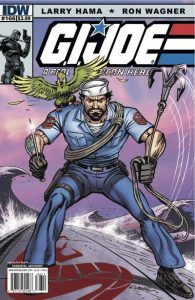 G.I. Joe: A Real American Hero #166 (2011)