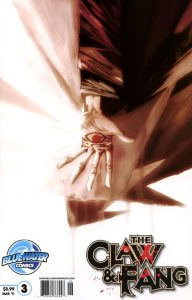 The Claw and Fang #3 (2011)