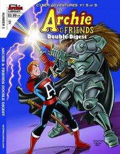Archie & Friends Double Digest Magazine #5 (2011)