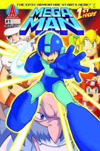 Mega Man #1 (2011)