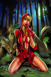 Grimm Fairy Tales Myths & Legends #5 (2011)