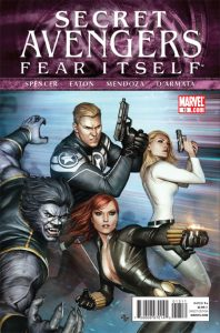 Secret Avengers #13 (2011)