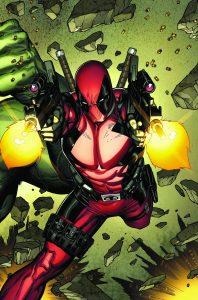 Deadpool Annual #1 (2011)
