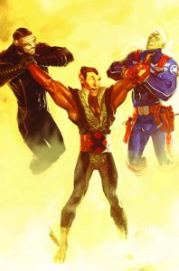 Namor: the First Mutant Annual #1 (2011)