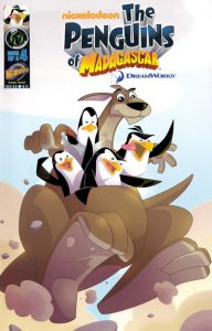 Penguins of Madagascar #4 (2011)