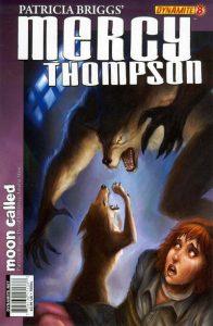 Patricia Briggs' Mercy Thompson: Moon Called #8 (2011)