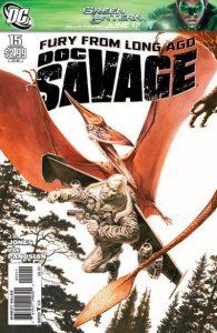 Doc Savage #15 (2011)