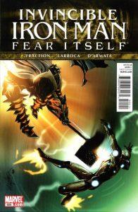 Invincible Iron Man #505 (2011)