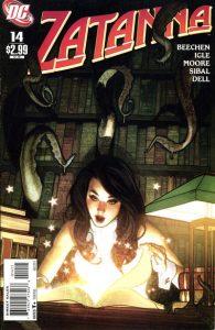 Zatanna #14 (2011)