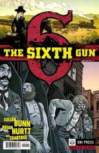 The Sixth Gun #12 (2011)
