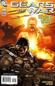 Gears of War #18 (2011)