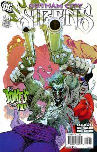 Gotham City Sirens #24 (2011)