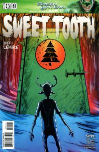 Sweet Tooth #22 (2011)