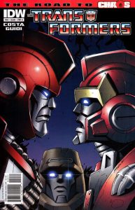 The Transformers #20 (2011)