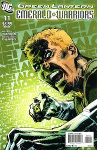 Green Lantern: Emerald Warriors #11 (2011)