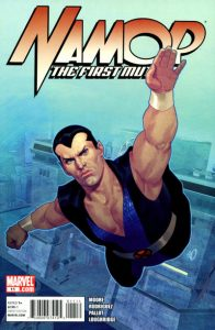 Namor: The First Mutant #11 (2011)
