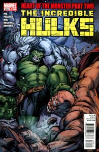 Incredible Hulks #631 (2011)
