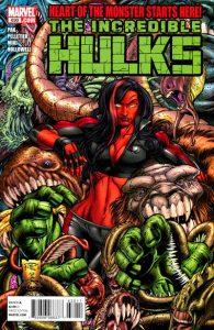 Incredible Hulks #630 (2011)