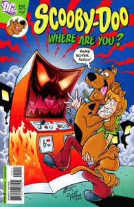 Scooby-Doo, Where Are You? #10 (2011)