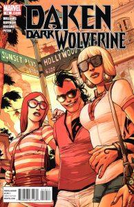 Daken: Dark Wolverine #10 (2011)