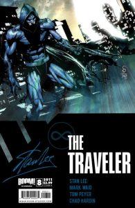 The Traveler #8 (2011)