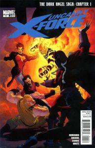 Uncanny X-Force #11 (2011)