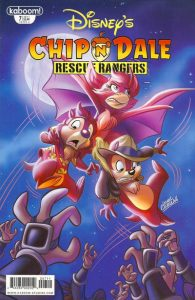 Chip 'n' Dale Rescue Rangers #7 (2011)