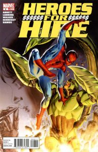 Heroes for Hire #8 (2011)