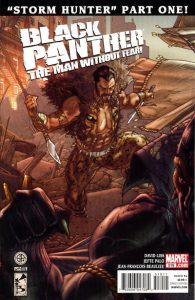 Black Panther: The Man Without Fear #519 (2011)