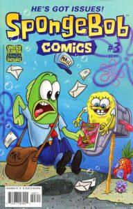 SpongeBob Comics #3 (2011)