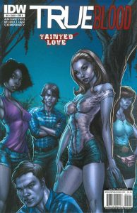 True Blood: Tainted Love #5 (2011)