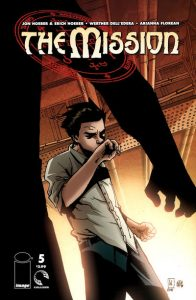 The Mission #5 (2011)
