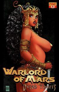 Warlord of Mars: Dejah Thoris #4 (2011)