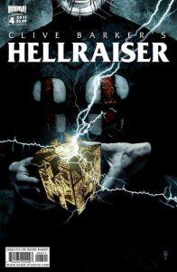 Clive Barker's Hellraiser #4 (2011)