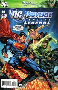 DC Universe Online Legends #10 (2011)