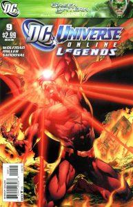 DC Universe Online Legends #9 (2011)