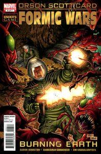 Formic Wars: Burning Earth #6 (2011)