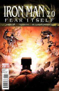 Iron Man 2.0 #6 (2011)