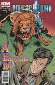 Doctor Who: A Fairytale Life #3 (2011)