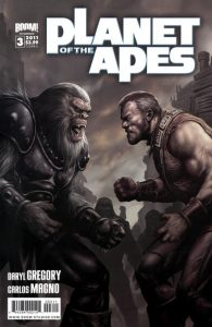 Planet of the Apes #3 (2011)