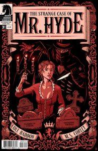 The Strange Case of Mr. Hyde #3 (2011)