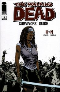 The Walking Dead Survivors' Guide #3 (2011)